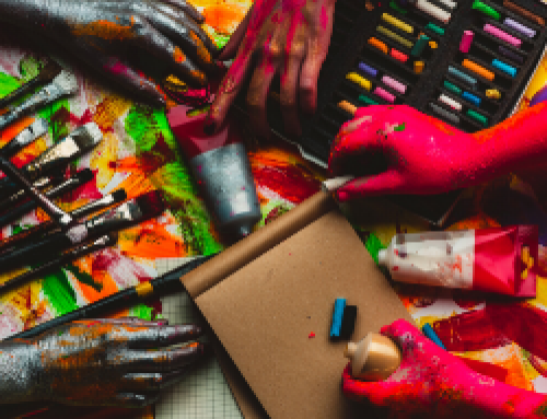 What is Transpersonal Art Therapy